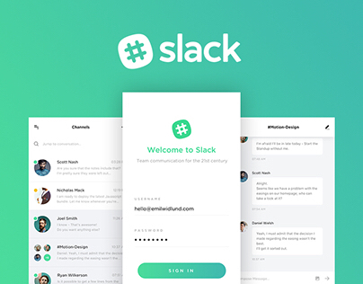 Slack - A Visual Update