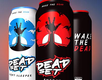 DeadSet Energy Drink