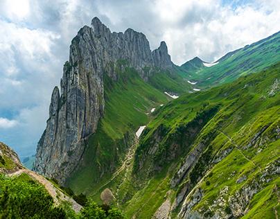 Swiss Alps - Alpstein (part I)
