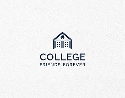 College Logo Design