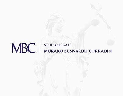 Studio Legale MBC - Logo for Branding