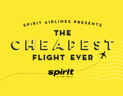 Spirit Airlines: The Cheapest Flight Ever