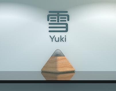 雪 Yuki   Perfume Bottle