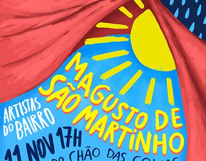 MAGUSTO DE SÃO MARTINHO