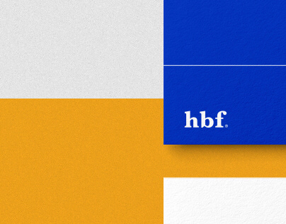 hbf / branding e website
