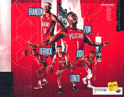 New Orleans Pelicans 2019