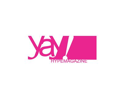 YAY! Hype Magazine - Website
