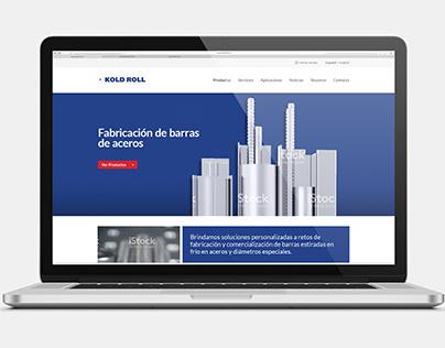 Koldroll Website