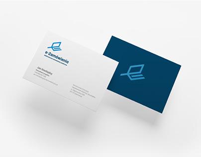 e-Procurement, logo design