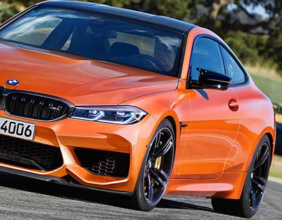 BMW M4 - Mai 2019 - Larson/AutoBild Sportscars