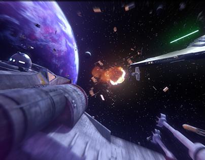 Star Wars | Revenge of the Gif