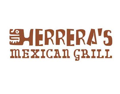 Identity for Herrera's Mexican Grill-Boston