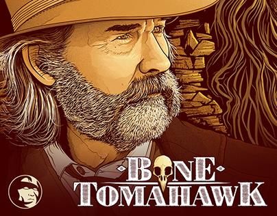 BONE TOMAHAWK - PRIVATE COMMISSION