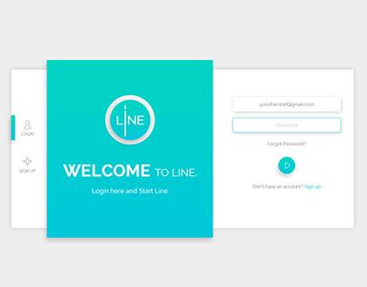 Creative Login Page