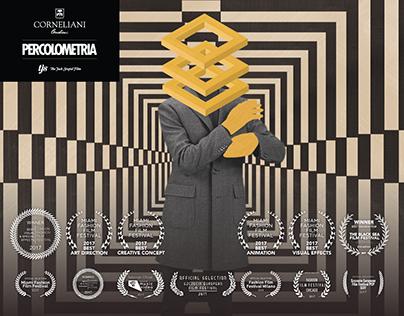 PERCOLOMETRIA - Corneliani fashion film