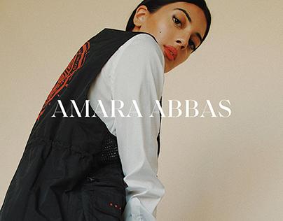 Amara Art Director Portfolio