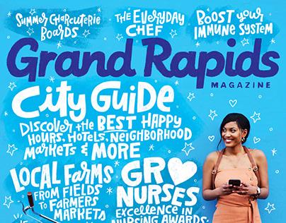 Grand Rapids Magazine - July 2020