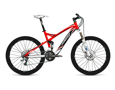 Vectorgraphic - Specialized Stumpjumper 2008