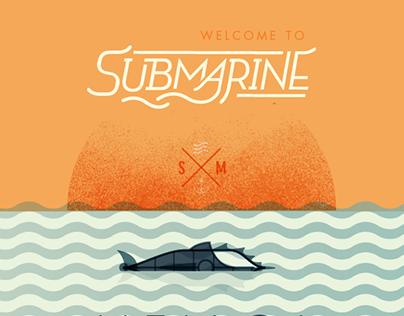 SUBMARINE 🌊 Branding