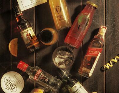 Bartender In A Bottle ( Diageo )