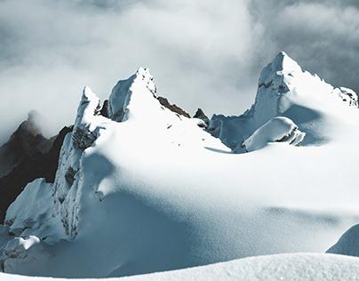 Mountain Snow photography