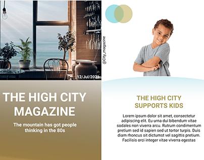 HIGH CITY MAGAZINE