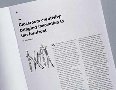 Education Article - Vertigo Magazine
