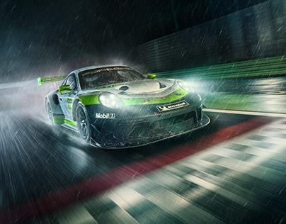 Porsche 911 with Andreas Hempel