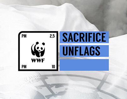 WWF - Sacrifice Unflags
