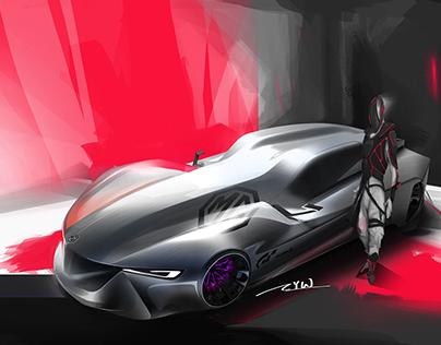 MG Vision GT