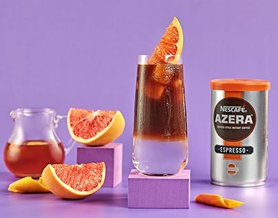 Nescafe Azera- Global Campaign