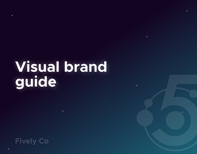 Fively visual brand guide