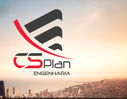 CS Plan Engenharia - Design de Marca