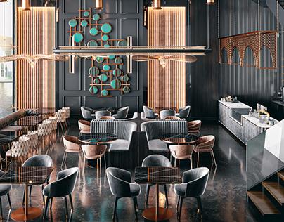 """Nicki Lounge""Restaurant & Hookah Bar"