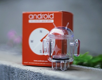 Android Figurine - Google Maps Local Guides