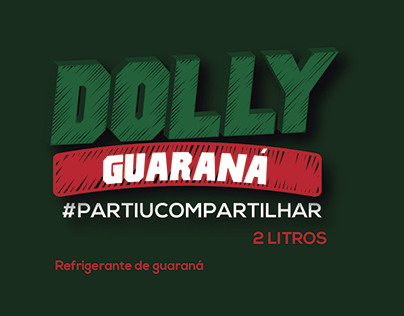 Dolly Guaraná - Partiu compartilhar!