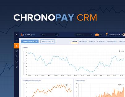 ChronoPay CRM system