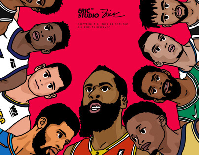 2019 NBA playoff