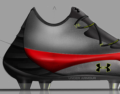 Under Armour Cleat Design