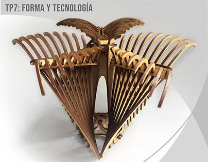Forma y tecnología - Flexibilización a partir de cortes