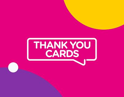 Orbico Thank You Cards