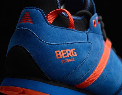 AW 2018 BERGOUTDOOR FOOTWEAR