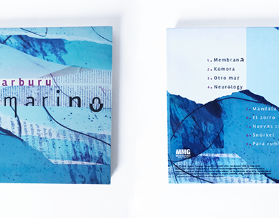 Ultramarino - CD