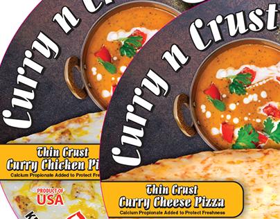 Curry n Crust Pizza Designs
