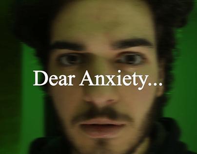 Directing and Cinema - Dear Anxiety
