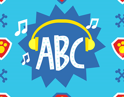 Nick Jr. Alpha-Beats: Paw Patrol