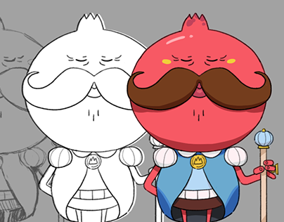 Character Design Portfolio 2019