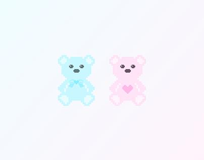 Love U 100% Bears - Happy Valentine's Day!