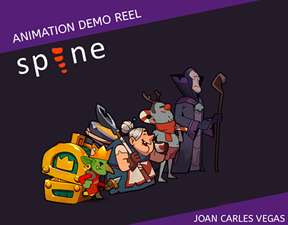 GAME ANIMATION DEMO REEL 2019