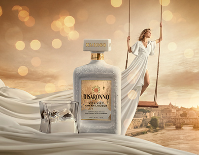 Disaronno Velvet - Worldwide Launch Campaign